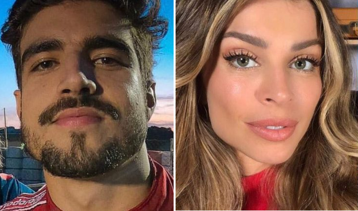 Caio Castro finalmente diz motivo de não assumir relacionamento com Grazzi Massafera - TV Prime